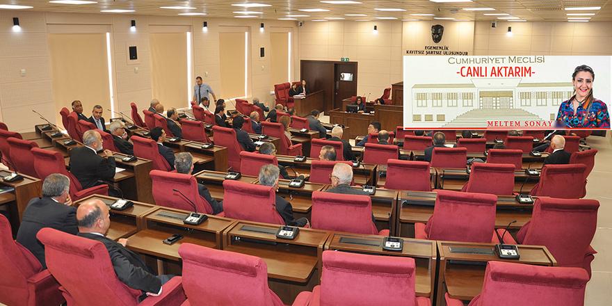 'Cumhurbaşkanlığı Bütçesi' Genel Kurul'da