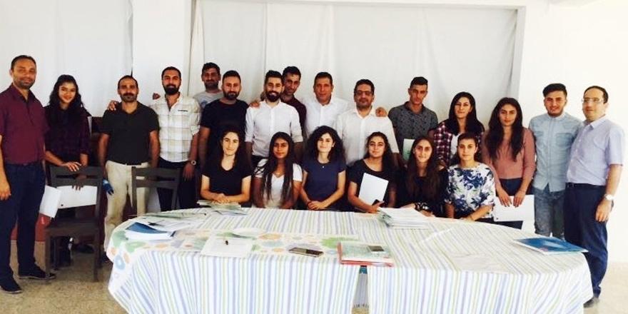 CTP'de yeni üyelere eğitim