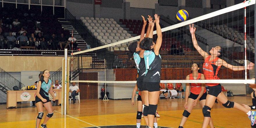 KTSYD Kupası'nda DAÜ – Çamlık finali