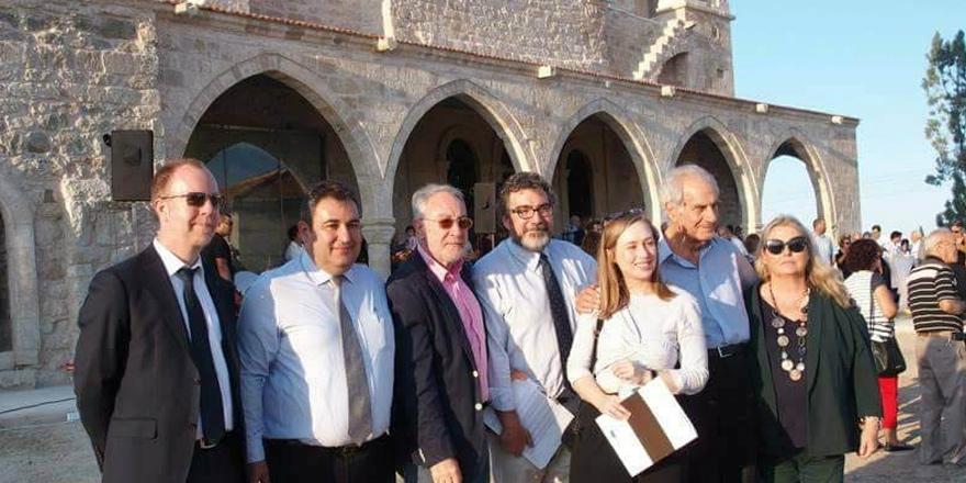 Geçitkale'deki kültürel miras koruma altına alındı