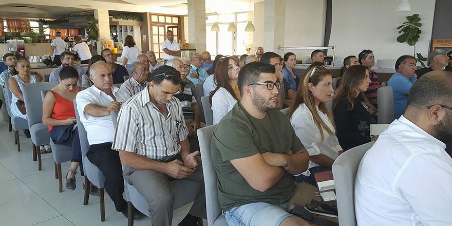 """CTP Girne: """"Başkan kendine yatırım yapıyor"""""""
