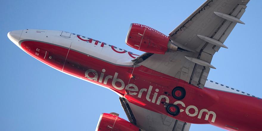 Air Berlin iflasını verdi