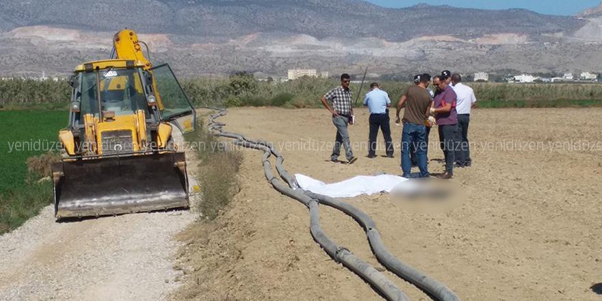 Balıkesir'de feci iş kazası: 1 ölü!