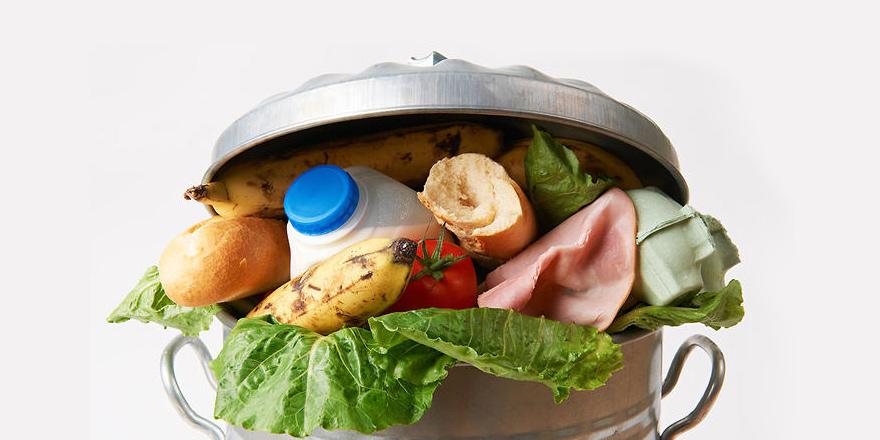 59 bin ton yiyeceği çöpe atıyorlar