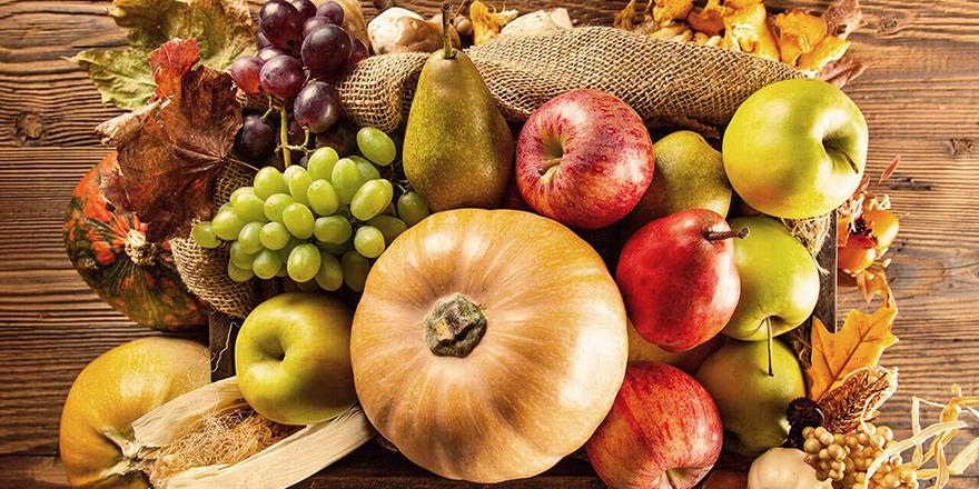 Mevsim geçişleri, mucizevi besinler ve beslenme tüyolari