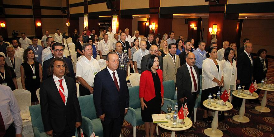 Uluslararası Çevre ve Eğitim Konferansı başladı