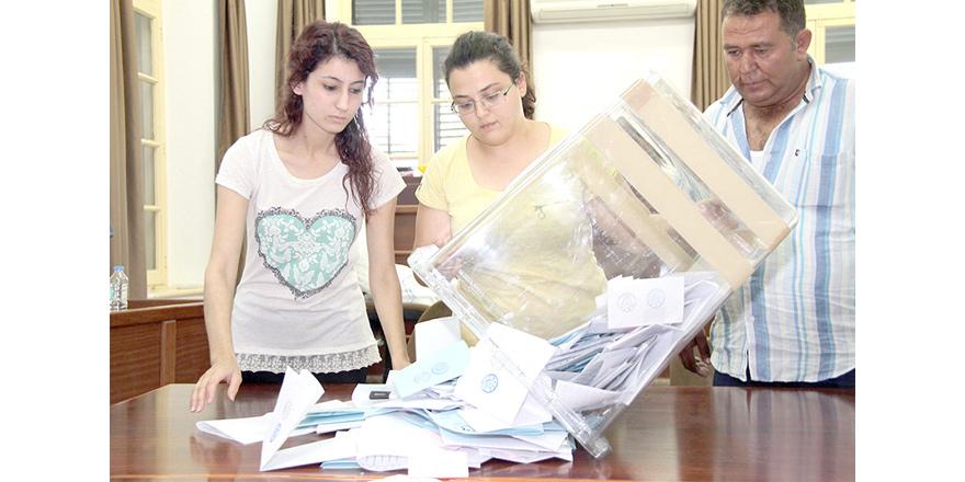 Seçim Yasa Tasarısı'na oy birliği
