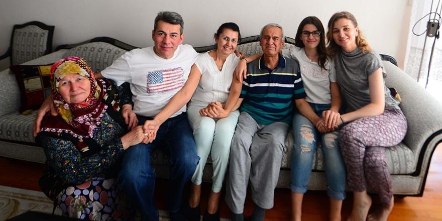 Kıbrıs'tan giden organ hayat kurtardı