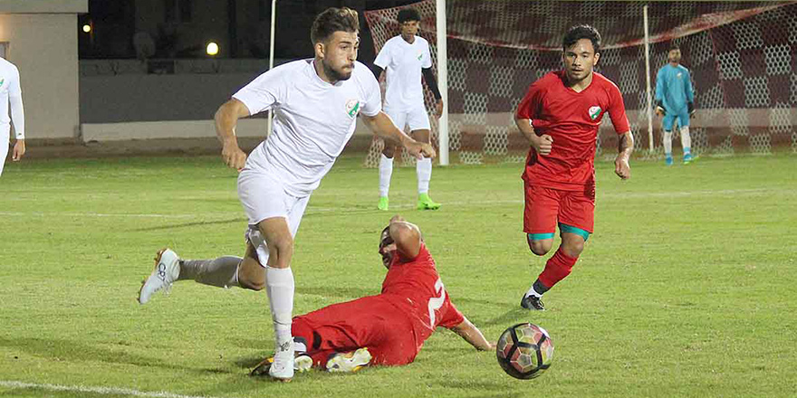 U21 karmalarının mücadelesi başladı