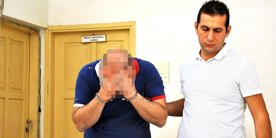 Bir kadını 'gözetlediği' iddiasıyla tutuklandı