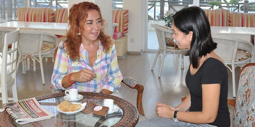 Kıbrıs tatları arasında vazgeçilmez bir lezzet;   Resa Budak Patisserie
