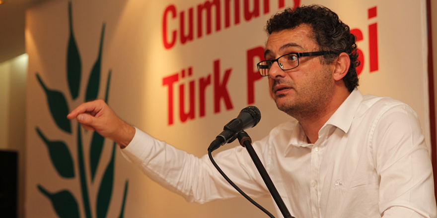 """""""Halk değişimi istiyor ve bunu başaracak güç de kadro da sadece CTP'de var!"""""""