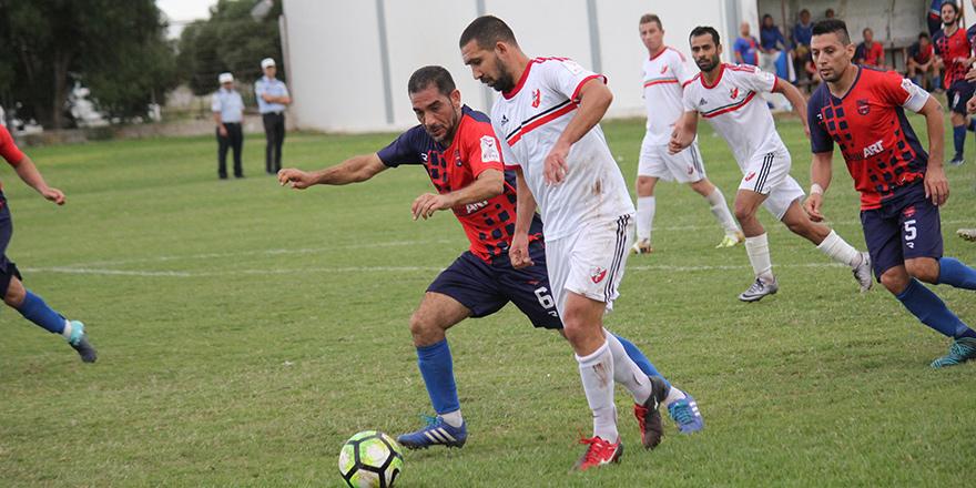 Göçmenköy Arda ile güldü: 1-0