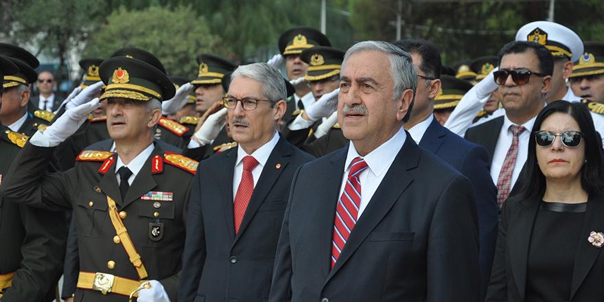 Türkiye Cumhuriyeti'nin 94. kuruluş yıldönümü kutlandı