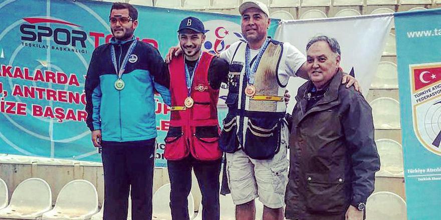 Zaimoğlu Türkiye şampiyonu
