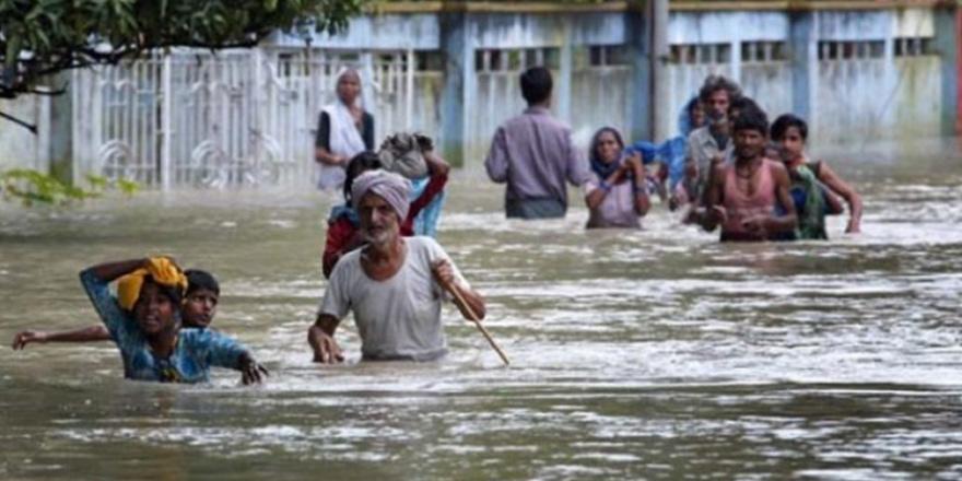 Hindistan'daki Muson yağmurlarında 12 ölü