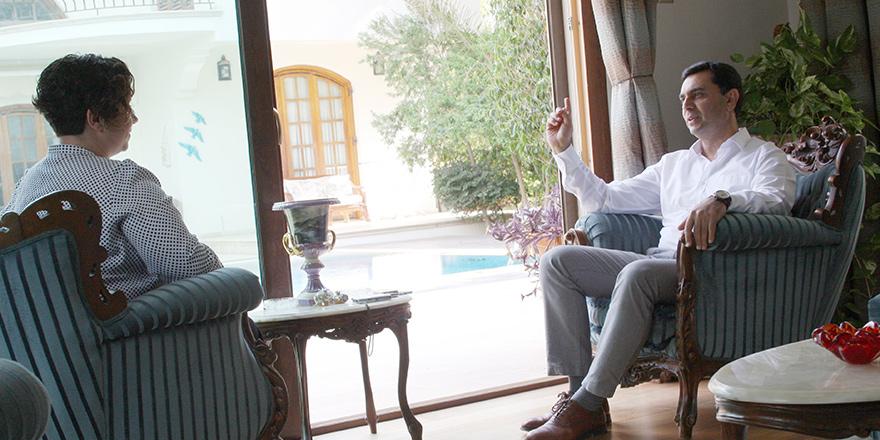 """""""Kıbrıs Sorunu devam ettiği sürece çözüm çabaları da devam edecek"""""""