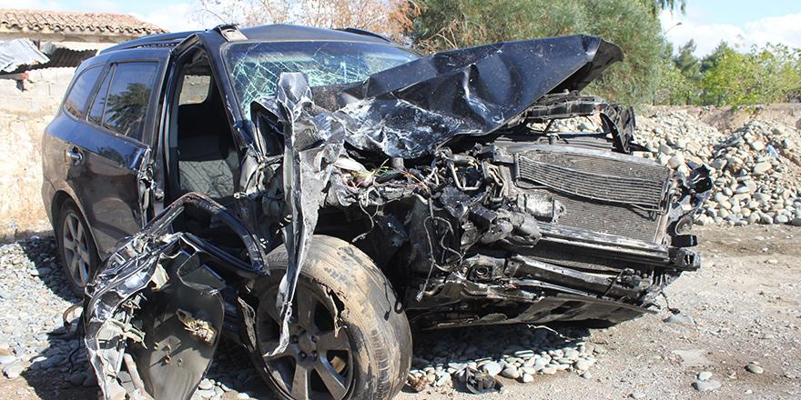 Trafik kazalarında 1 kişi öldü, 28 kişi yaralandı