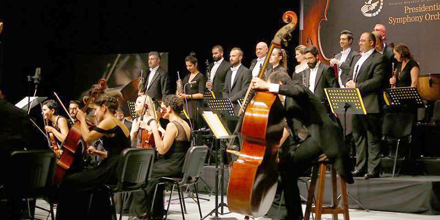 Senfoni Orkestralarından ortak konser