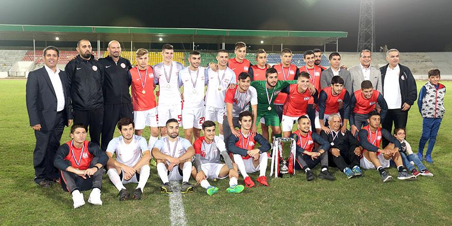 Kupa U21'lerin