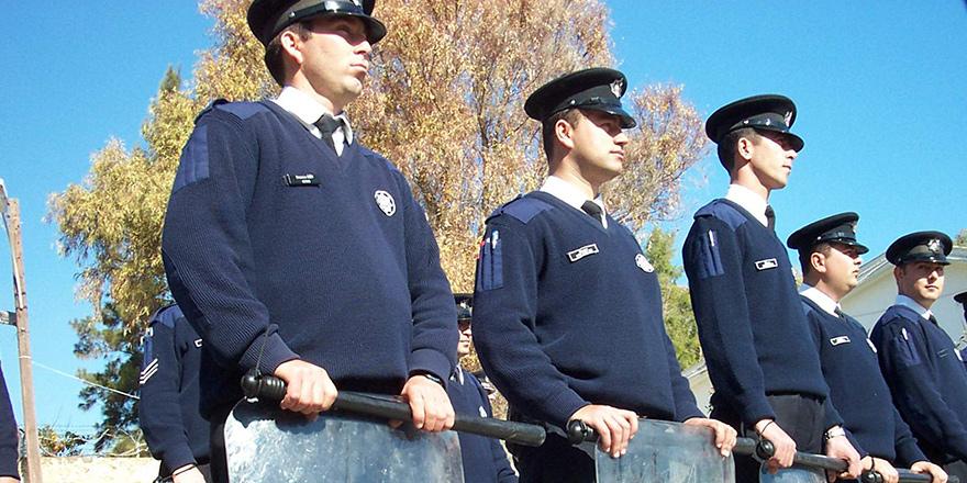 Poliste gözler EMEKLİLİKTE