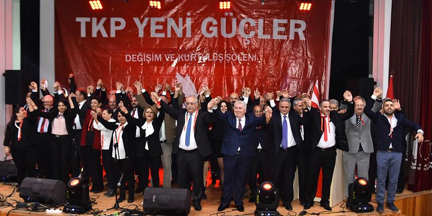 TKP YG  adayları belirlendi