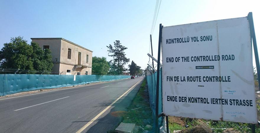 Güney Kıbrıs'ın sınır kapılarının açılması konusunda hazır olduğu iddiası