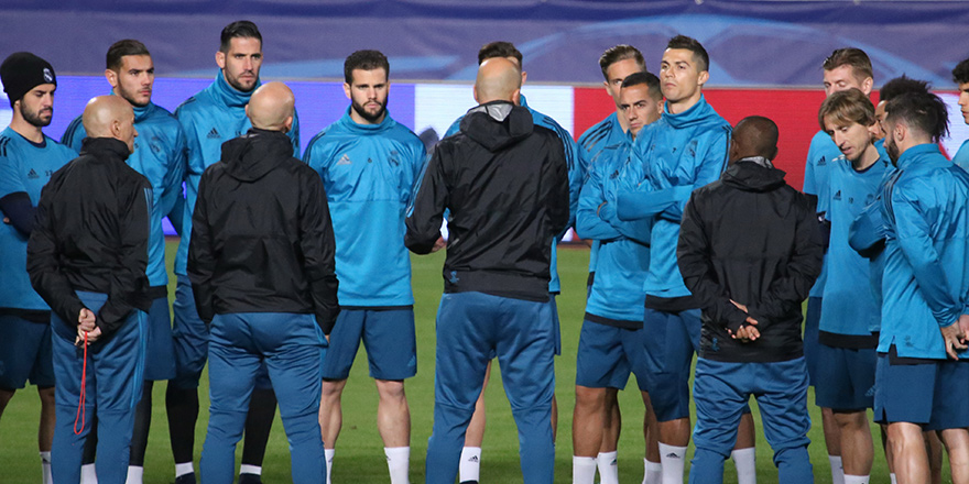 Real Madrid Lefkoşa'da