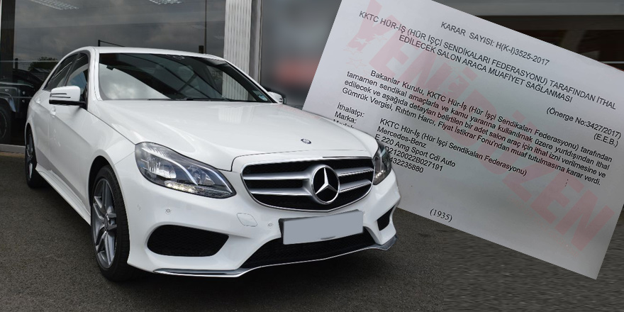 Hür-İş: Mercedes hediye
