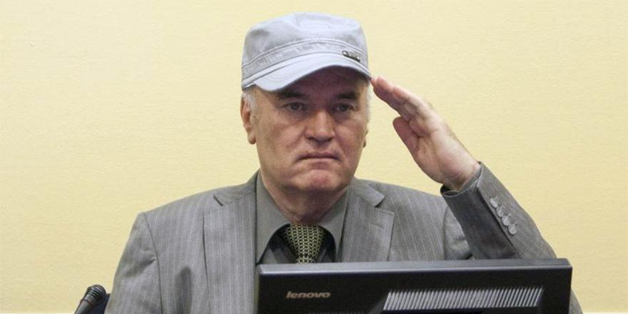 """""""Bosna Kasabı"""" Mladic'e MÜEBBET"""