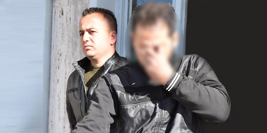 Üvey oğluna işkence etti, tutuklandı!
