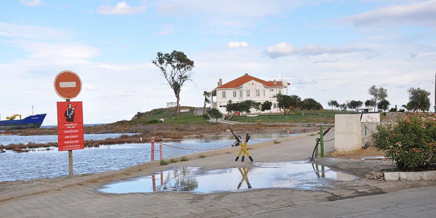 KTBK: Komutanın evi değil, deniz tarafı devredildi