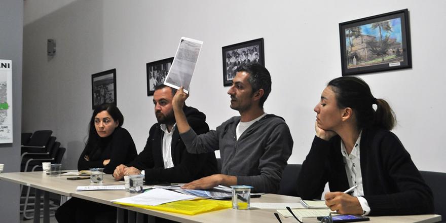 Girne İnisiyatifi Halk Meclisi'nden ortak karar: Mücadeleye devam