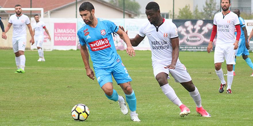 Cihangir'de puanlar paylaşıldı: 1-1