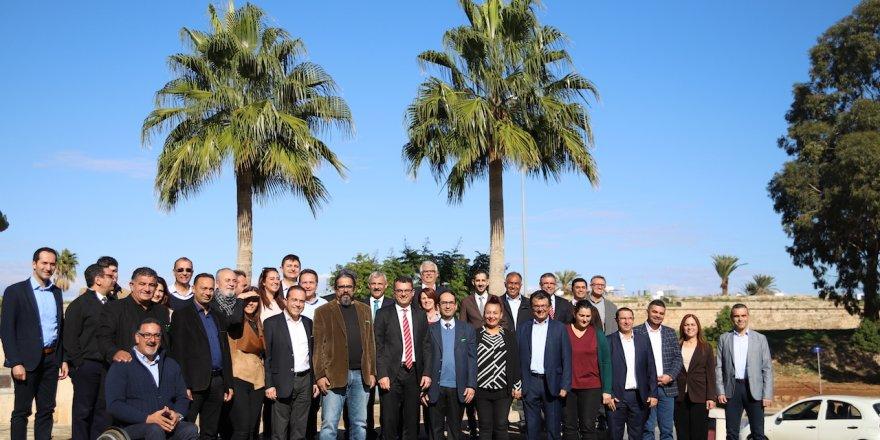 Erhürman: Mağusa kültür başkenti olacak