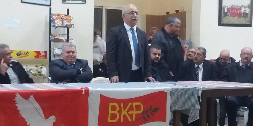 TKP Yeni Güçler ve BKP Doğancı'yı ziyaret etti