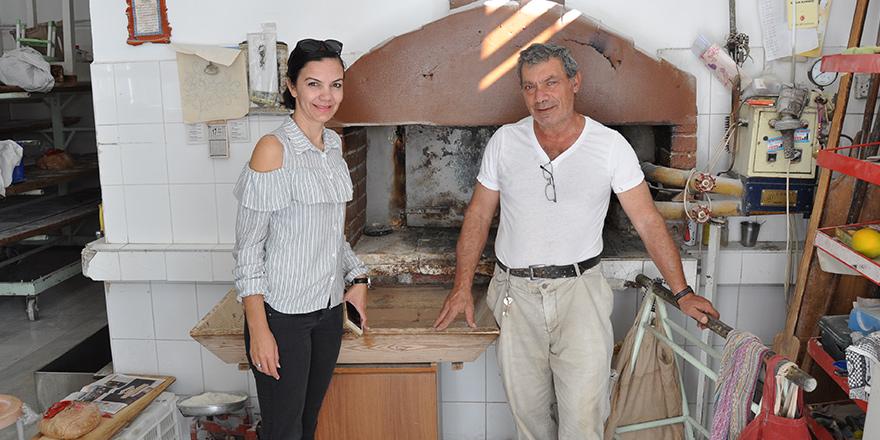 Girne'nin yıllardır vazgeçilmez lezzeti;  Hüseyin Bittacı Fırını