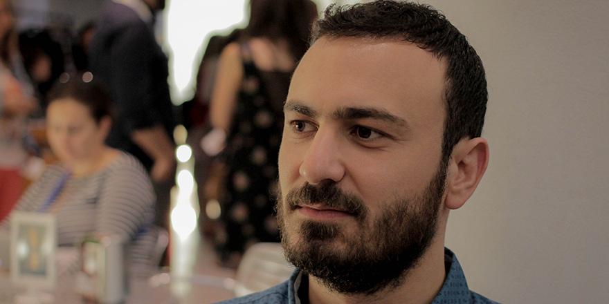 Kamil Saldun: Her şeyi bırakıp sevdiğim işi yaptım