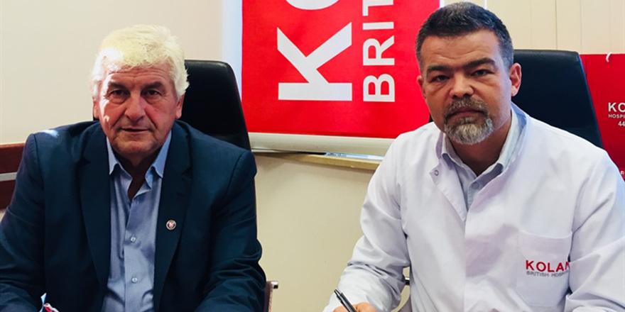 Türk-Sen ile Kolan arasında işbirliği