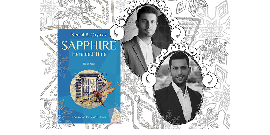 Kıbrıs'ın ilk fantastik serisi çok yakında İngilizcede