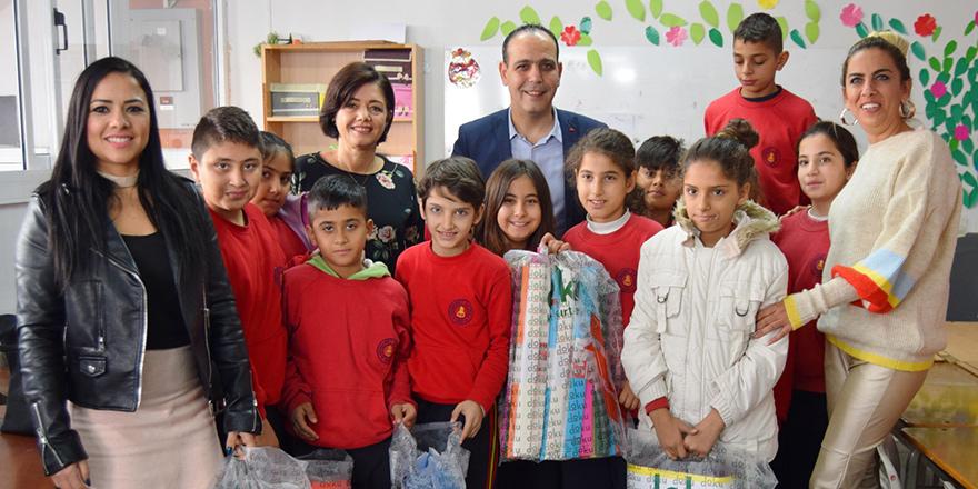 LTB'nin ihtiyaçlı okullara katkısı sürüyor