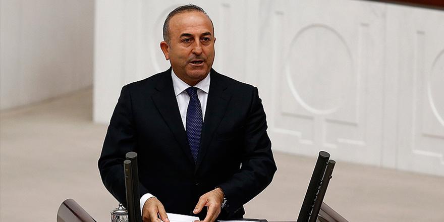 Çavuşoğlu, BM'de KIBRIS'ı da görüştü