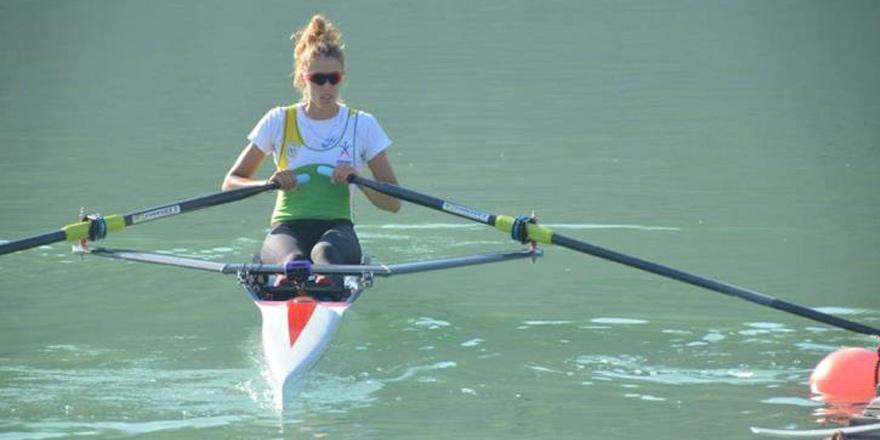 Kıbrıslı Rum sporcu dünya rekoru kırdı