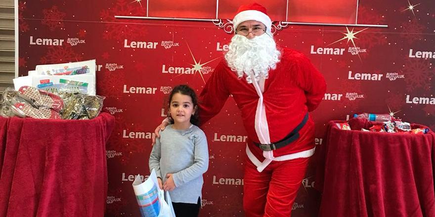 Lemar her gün 1000 TL dağıtıyor