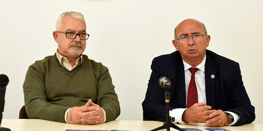 TDP heyeti DEV-İŞ'i ziyaret etti