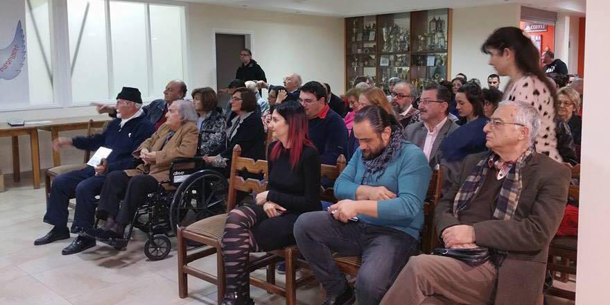 'BİRLİKTE' isimli belgesel Kıbrıs'ın güneyinde gösterildi