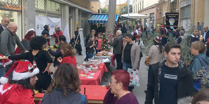 UniteCyprusNow Noel ve Yılbaşını kutladı