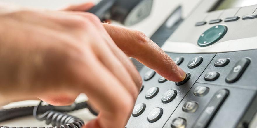 İskele Polisinin telefonları arızalı