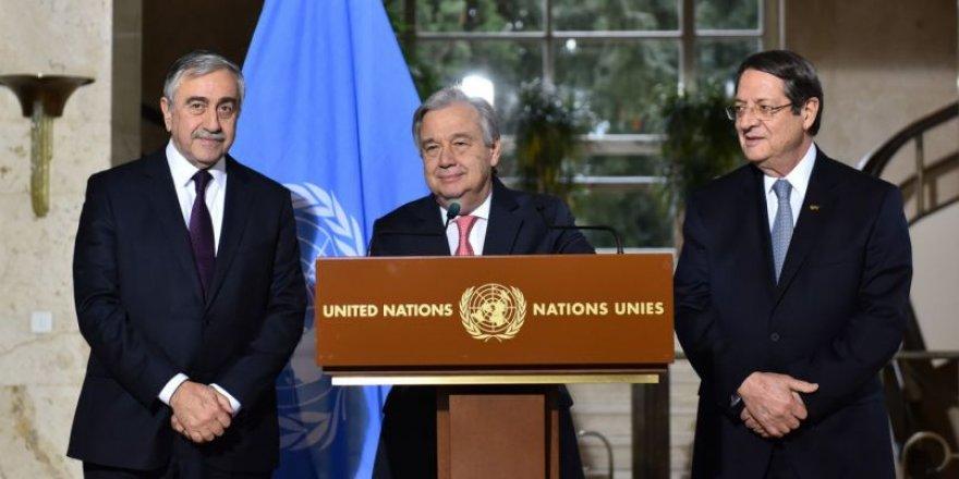 2017'de çözüme çok yaklaşıldı,  müzakereler sonuçsuz kaldı