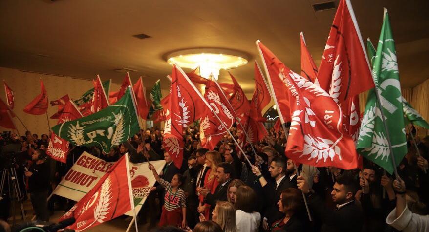 Erhürman: 47 yıllık mücadelenin müjdeli bir evresine geçiyoruz!